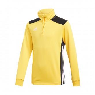 Sweatshirt  adidas Regista 18 Training Niño Bold gold-Black