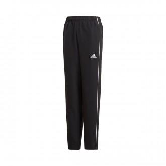 Pantaloni lunghi  adidas Core 18 Presentation Junior Black-White