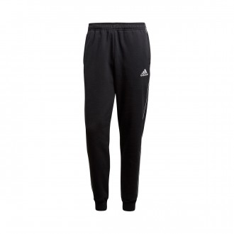 Tracksuit bottoms  adidas Core 18 Sweat Black-White