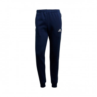 Tracksuit bottoms  adidas Core 18 Sweat Dark blue-White