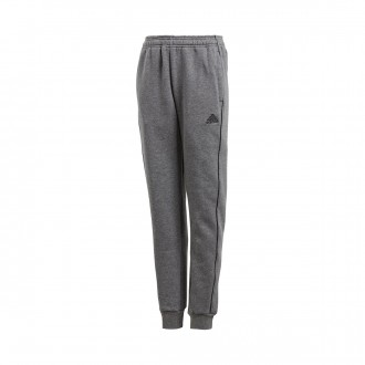 Long pants  adidas Kids Core 18  Dark grey-White