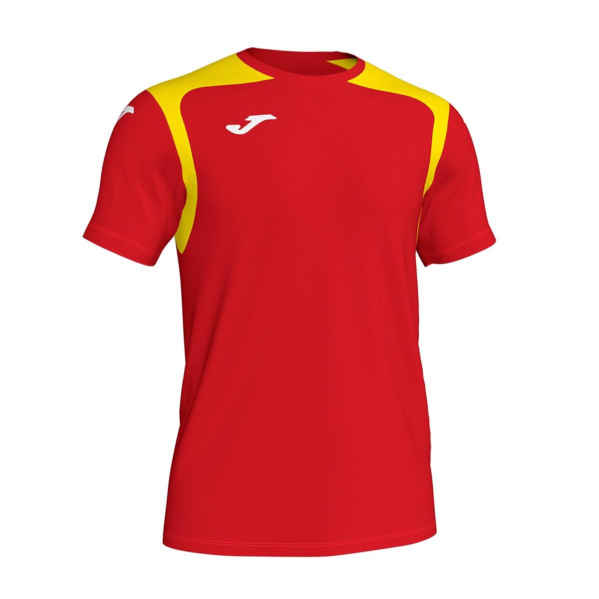 a2b00ae4b Jersey Joma Champion V m c Red-Yellow - Football store Fútbol Emotion