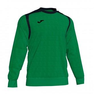 Sweatshirt Joma Champion V Verde-Preto