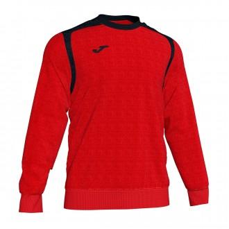 Sweatshirt Joma Champion V Vermelho-Preto