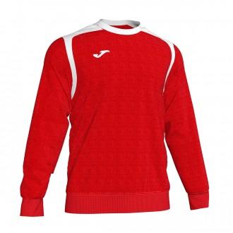 Sweatshirt Joma Champion V Vermelho-Branco