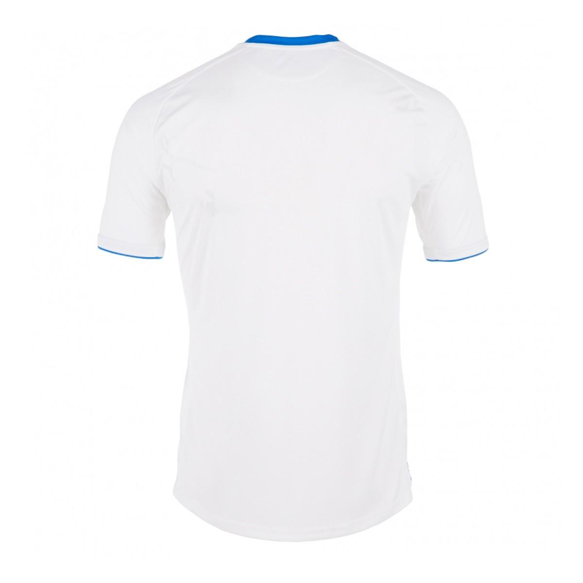 cff8cbc93ae Jersey Joma Galaxy m/c White-Royal - Tienda de fútbol Fútbol Emotion
