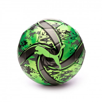 Ballon  Puma Future Flare Green gecko-Puma black-Charcoal gray