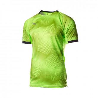 Camiseta  Puma ftblNXT Graphic Green gecko-Ebony