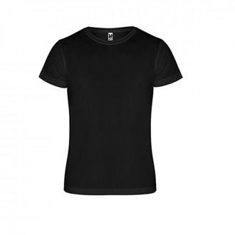Camiseta  Roly Camimera Negro