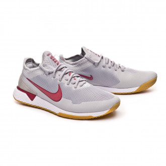 Zapatilla  Nike Nike F.C. Wolf grey-Noble red-White