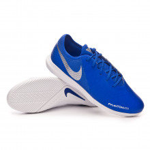 Sapatilha de Futsal Phantom Vision Academy IC Racer blue-Chrome-White