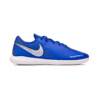 Chaussure de futsal  Nike Phantom Vision Academy IC Racer blue-Chrome-White