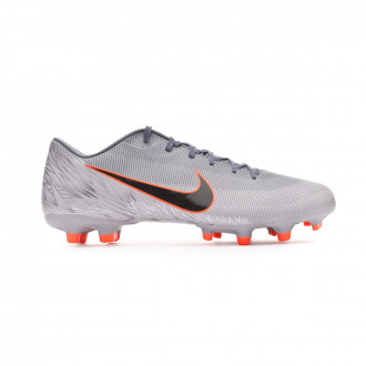 Chaussure de foot  Nike Mercurial Vapor XII Academy MG Armory blue-Black-Wolf grey