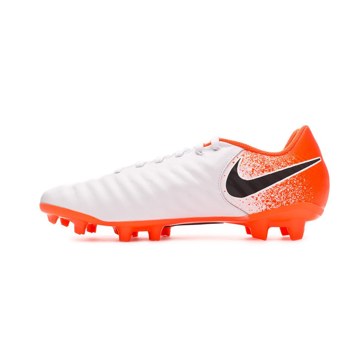 1b924ba8440 Zapatos de fútbol Nike Tiempo Legend VII Academy FG White-Black-Hyper  crimson - Tienda de fútbol Fútbol Emotion