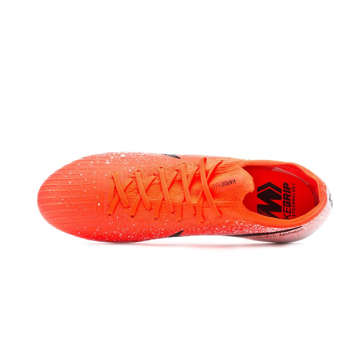 be5db89dc6b Football Boots Nike Mercurial Vapor XII Elite FG Hyper crimson-Black-White  - Football store Fútbol Emotion