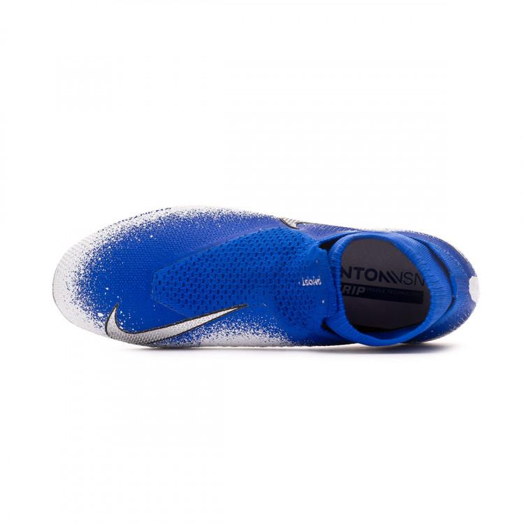 85ae47e1e43 Football Boots Nike Phantom Vision Elite DF AG-Pro Racer blue-Chrome ...