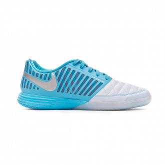 Zapatilla Nike Lunar Gato II IC Half blue-Metallic silver-Blue fury