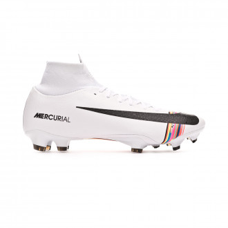 Scarpe   Nike Mercurial Superfly VI Pro LVL UP FG Pure platinum-Black-White