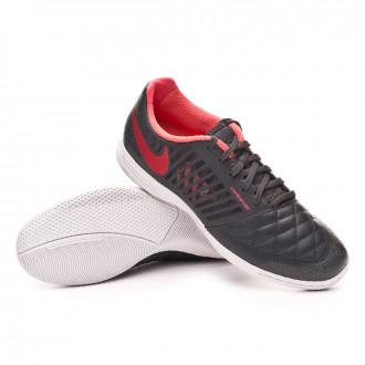 Sapatilha de Futsal Nike Lunar Gato II IC Anthracite-Ember glow-Platinum  tint c6abc05b86a22