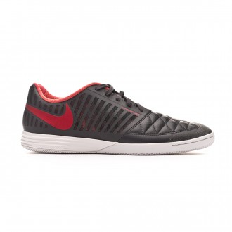Chaussure de futsal  Nike Lunar Gato II IC Anthracite-Ember glow-Platinum tint