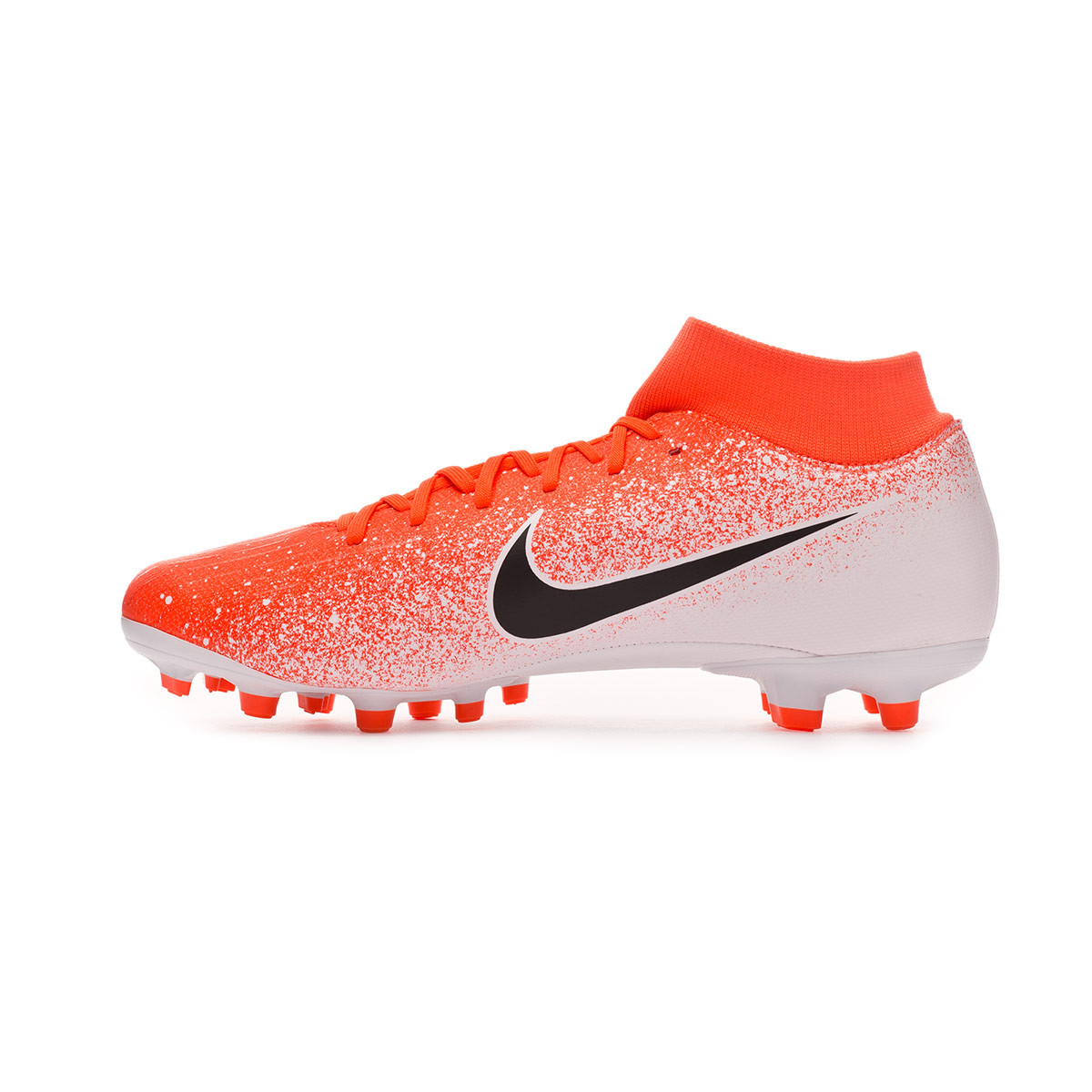 5fb201fdde0 Chuteira Nike Mercurial Superfly VI Academy MG Hyper crimson-Black-White -  Loja de futebol Fútbol Emotion