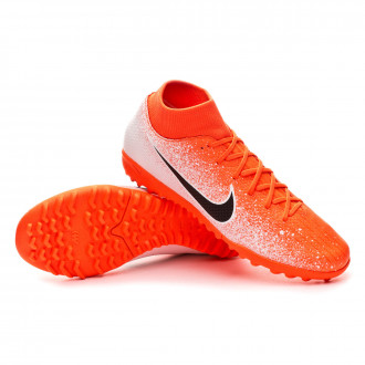 Zapatilla  Nike Mercurial SuperflyX VI Academy Turf Hyper crimson-Black-White