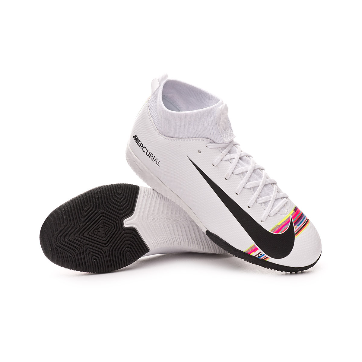Chaussure de futsal Nike Mercurial SuperflyX VI Academy LVL UP IC Niño