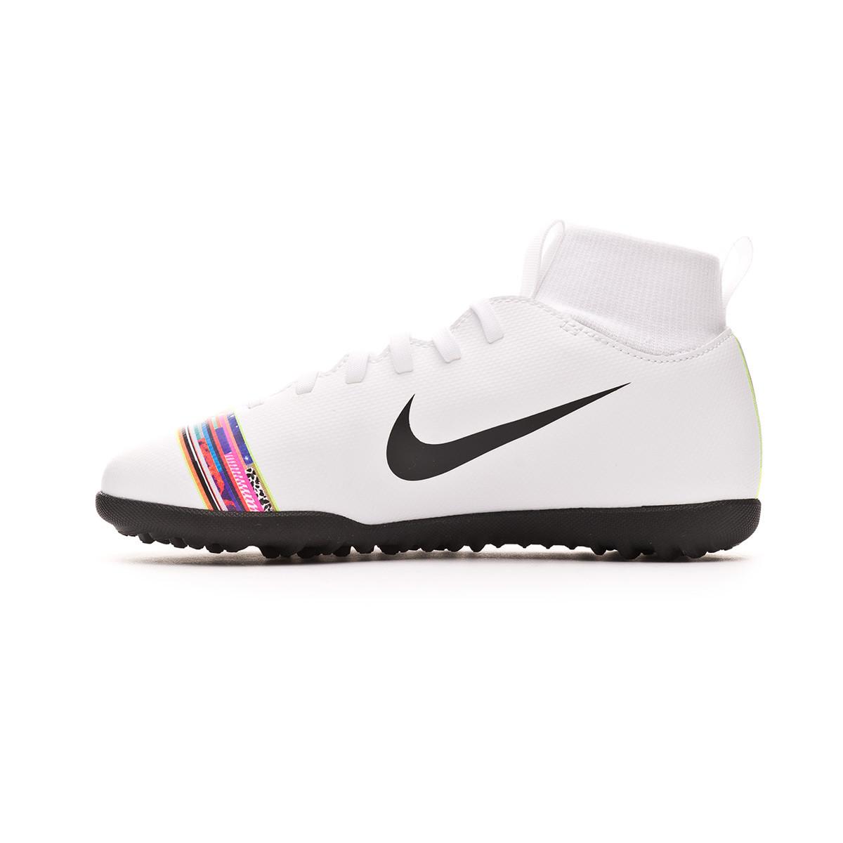 que buen look nuevo diseño buscar Zapatilla Nike Mercurial SuperflyX VI Club LVL UP Turf Niño