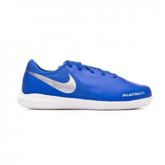 Zapatilla Nike Phantom Vision Academy IC Niño Racer blue-Chrome-White