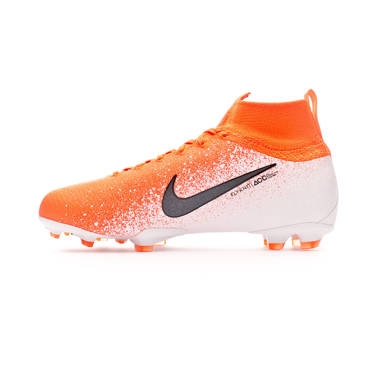 2c886bcdea Football Boots Nike Kids Mercurial Superfly VI Elite FG Hyper crimson-Black- White - Football store Fútbol Emotion