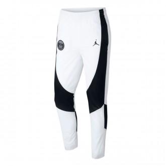 Pantalón largo  Nike Jordan x PSG AJ1 White-Black