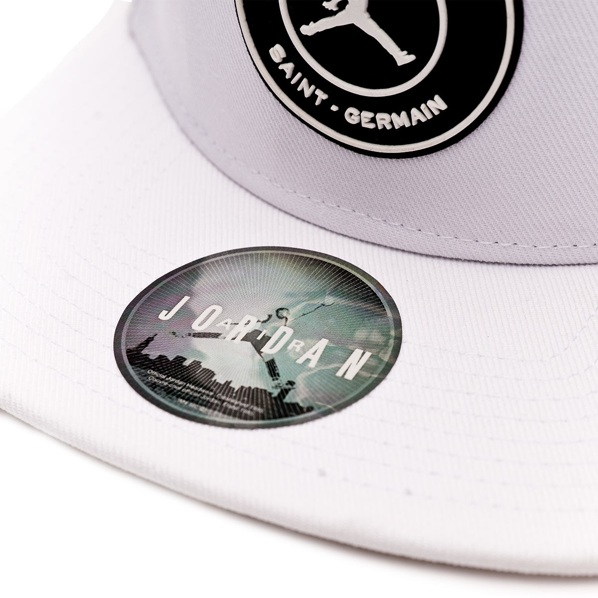 Cap Nike Jordan x PSG Pro White - Football store Fútbol Emotion 07ec192050a