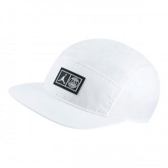 Gorra  Nike Jordan x PSG AW84 White