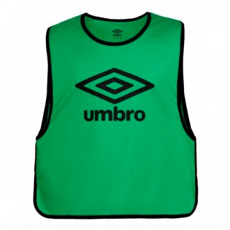 Training bibs  Umbro Hunter Green