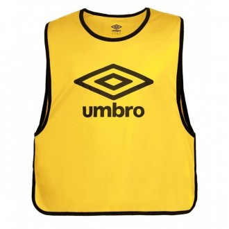 Training bibs  Umbro Hunter Yellow