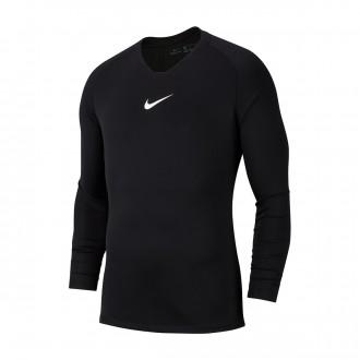 Camiseta  Nike Park First Layer m/l Niño Black