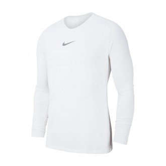 Camiseta  Nike Park First Layer m/l Niño White