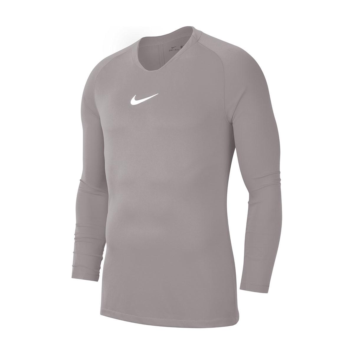 2122f2648e Camiseta Park First Layer m/l Niño Pewter grey