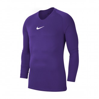 Maglia  Nike Park First Layer m/l Junior Court purple