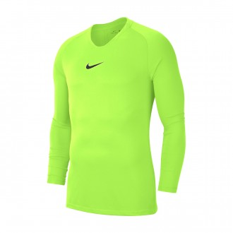 Camiseta Nike Park First Layer m/l Volt