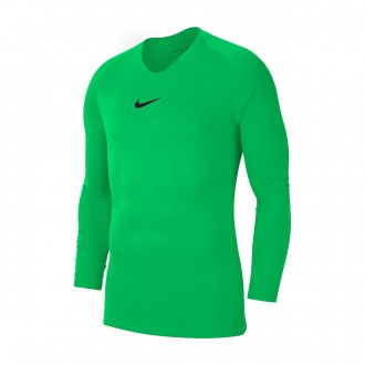 Camiseta Nike Park First Layer m/l Green spark