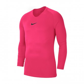 Camiseta Nike Park First Layer m/l Vivid pink