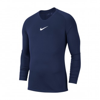 Camiseta Nike Park First Layer m/l Midnight navy