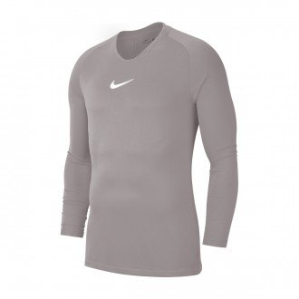 Camiseta Nike Park First Layer m/l Pewter grey