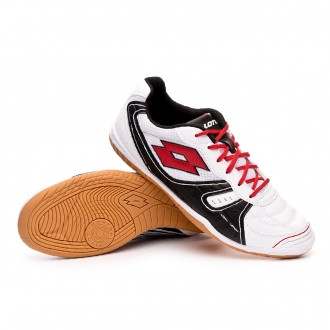 Futsal Boot  Lotto Tacto 500 III ID White-Lobster