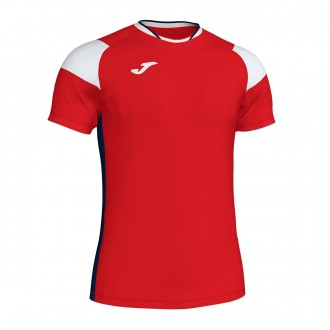 Jersey  Joma Crew III m/c Red-White-Navy blue