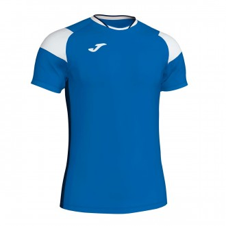 Jersey  Joma Crew III m/c Royal-White-Navy blue