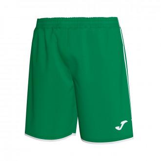 Calções  Joma Liga Verde-Branco