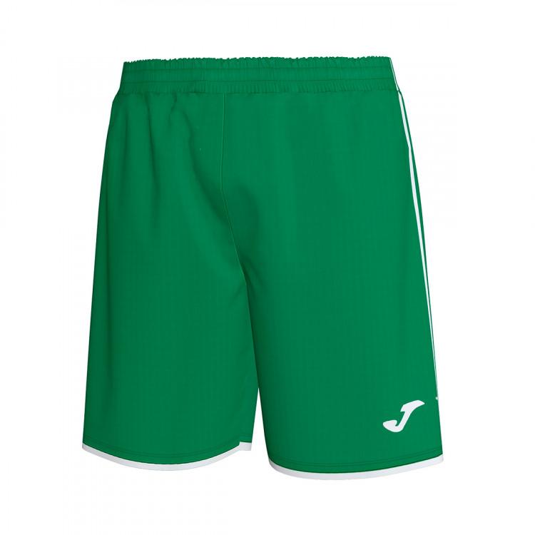 Liga Soloporteros Fútbol Blanco Ahora Es Verde Joma Pantalón Corto ngCCT