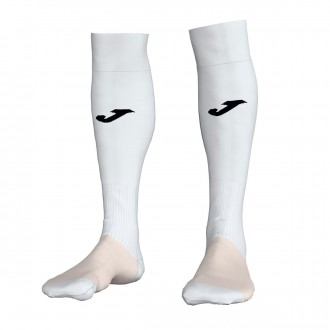 Football Socks Joma Profesional II White-Black
